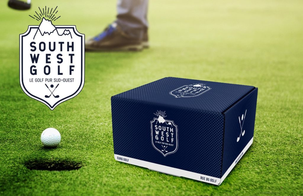 Packaging south west golf